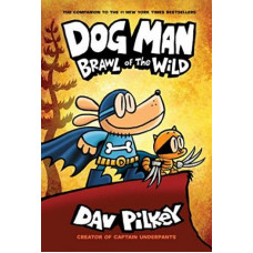 DOG MAN FOR BRAWL OF THE WILD
