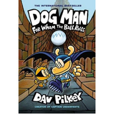 DOG MAN FOR WHON THE BALL ROLLS