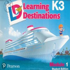 Learning Destinations S K3 Student book Module 1