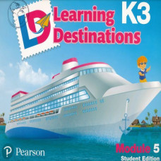 Learning Destinations S K3 Student book Module 5